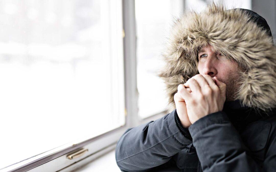 Wärmeschutz gegen Kälte im Haus
