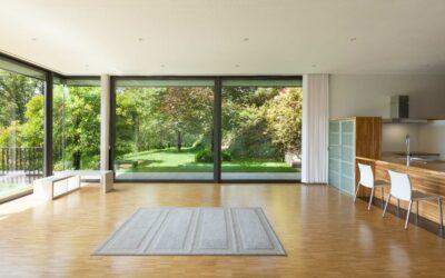 5 Vorteile großer Fenster für Ihr Zuhause